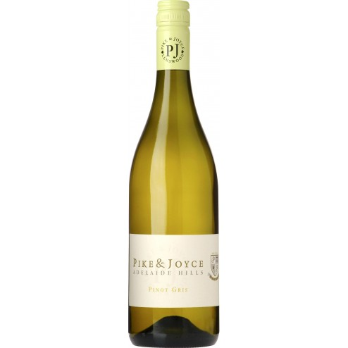 Pike and Joyce Beurre Bosc  pinot gris