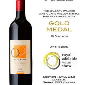 O'Leary Walker  shiraz