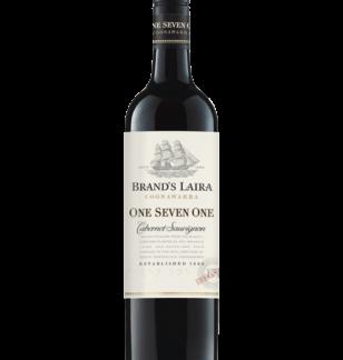 Brands Laira One Seven One cabernet sauvignon