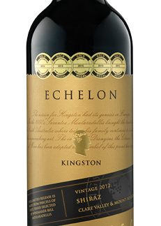 Kingston Estate Echelon shiraz