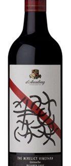 d'Arenberg Derelict vineyard grenache