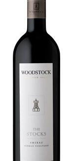 Woodstock The Stocks shiraz 2014