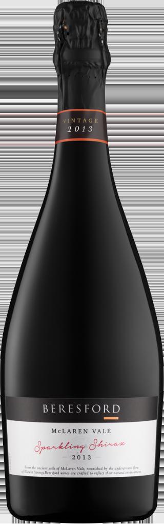 beresford sparkling shiraz | stella wines, rich, dark and spicy