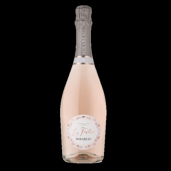 Mirabeau La Folie sparkling rose