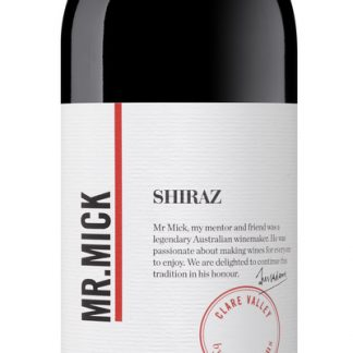 Mr. Mick shiraz