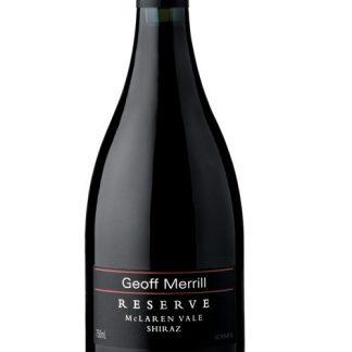 Geoff Merrill Reserve shiraz