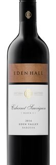 Eden Hall Block 3 cabernet sauvignon