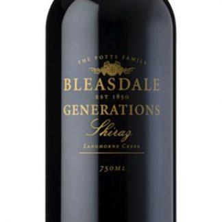 Bleasdale generations
